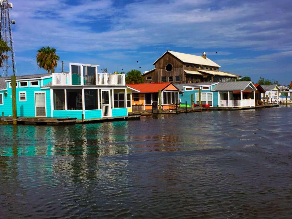 Florida Houseboat Rentals Vacation Rentals Apalachicola Fl